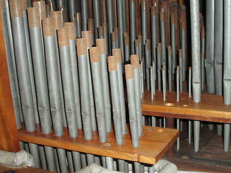 church organ tuning and repair