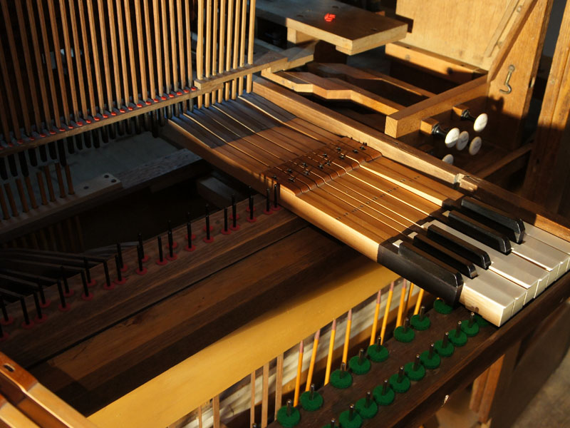 church organ repair