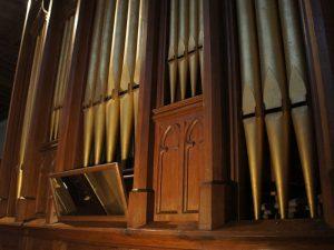 church organ maintenance