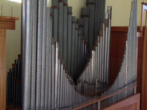 church organ tuning