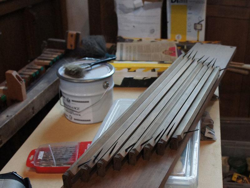 pipe organ tuning and repair
