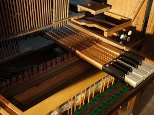 church organ repair