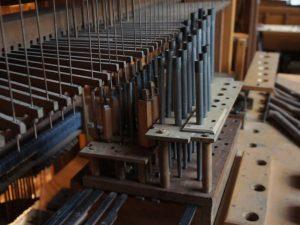pipe church organ repair