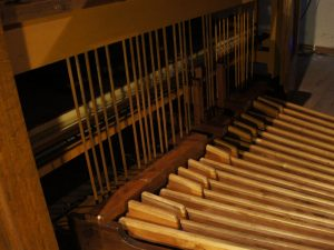 church organ maintenance