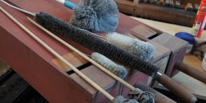 pipe organ cleaning